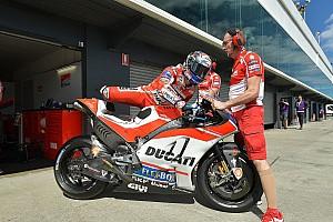 MotoGP Новость Ducati проведет тесты после старта сезона