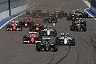 Formule 1 Le Grand Prix de Russie prolongé jusqu'en 2025