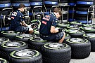 Pirelli показала отличия старых и новых дождевых шин
