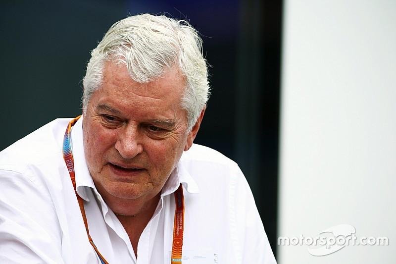 【F1】ウイリアムズ離脱のシモンズ、F1テレビ番組のコメンテーター就任