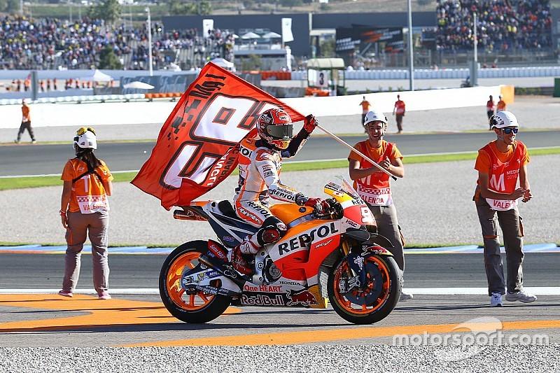 "Márquez: ""¡Se me ha olvidado ir en moto!"""