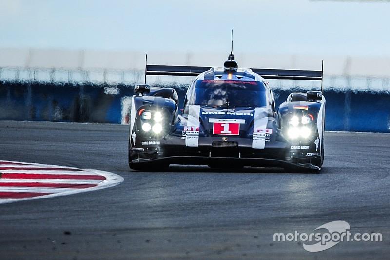 Porsche не розкриває деталі аеродинаміки на етап WEC у Сільверстоуні