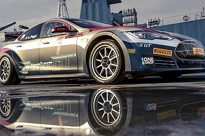 """Di Grassi: """"Tesla van Electric GT potentieel sneller dan GT3"""""""