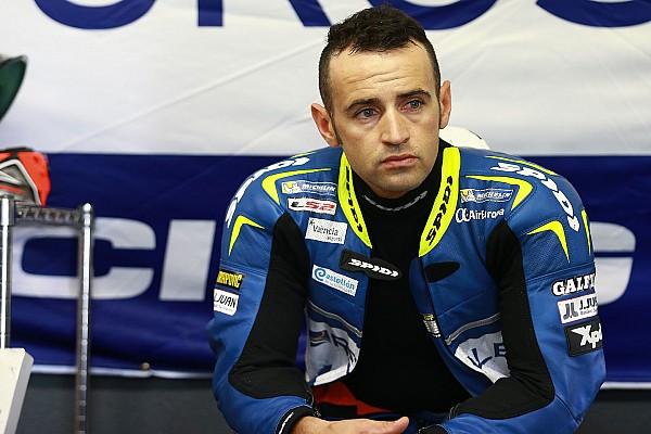 Barbera mist laatste MotoGP-test vanwege blessure