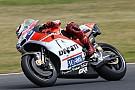 Ducati sí dispone de un nuevo carenado para probar en Qatar