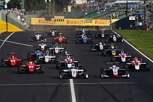 GP3 Важливі новини GP3 і Формула 3 можуть об'єднатися у 2019 році