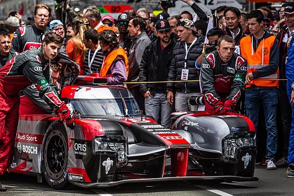 Le Mans Últimas notícias Audi nega pedido da Penske para andar com LMP1 em Le Mans