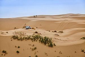 رالي كازاخستان: ست مراحل صعبة لامتحان قدرات السائقين