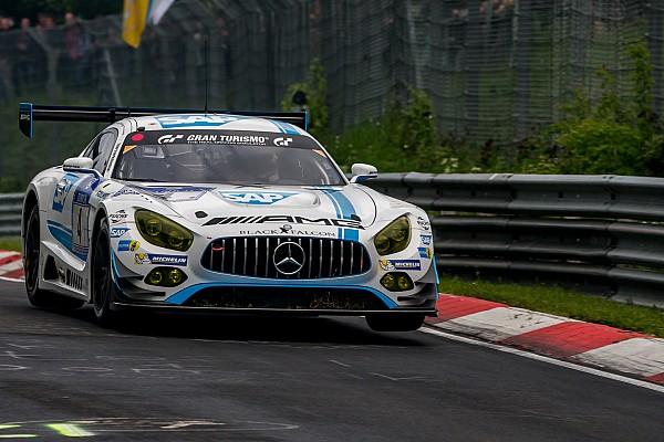 Mercedes bevestigt line-up voor 24 uur van de Nürburgring