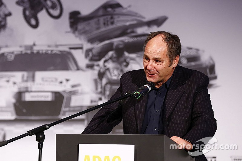 DTM-Chef Gerhard Berger: