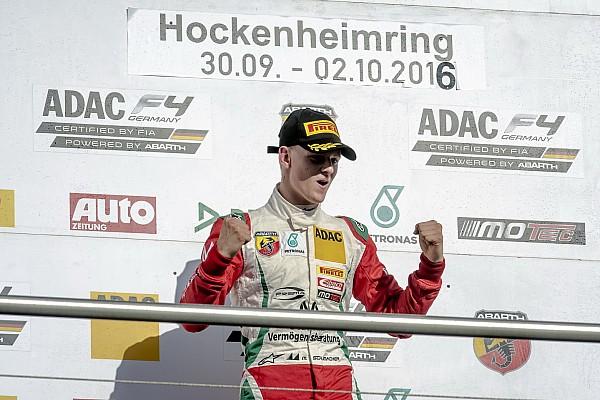 F3 Europe 突发新闻 米克•舒马赫:父亲是我的偶像,我要成为世界冠军