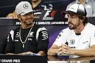 Sondage F1: Alonso et Hamilton au coude à coude après 100'000 réponses