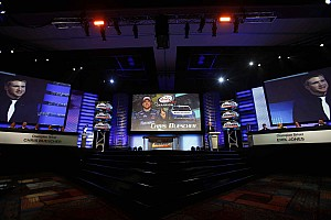 NASCAR Noticias de última hora NASCAR mueve dos ceremonias de premiación a Charlotte