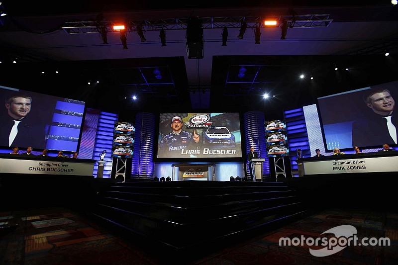 NASCAR mueve dos ceremonias de premiación a Charlotte
