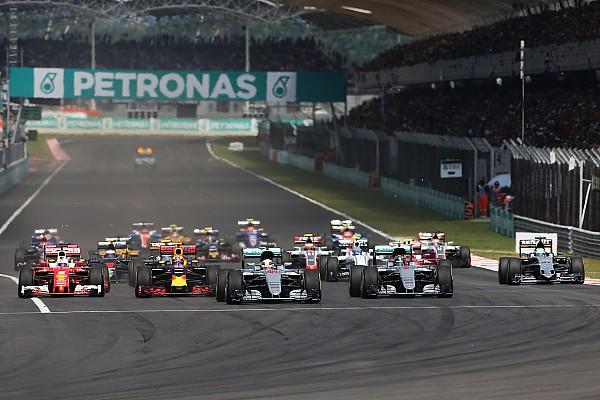 Formule 1 Geen GP van Maleisië in 2018, F1 keert terug naar Duitsland