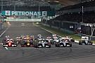 Geen GP van Maleisië in 2018, F1 keert terug naar Duitsland