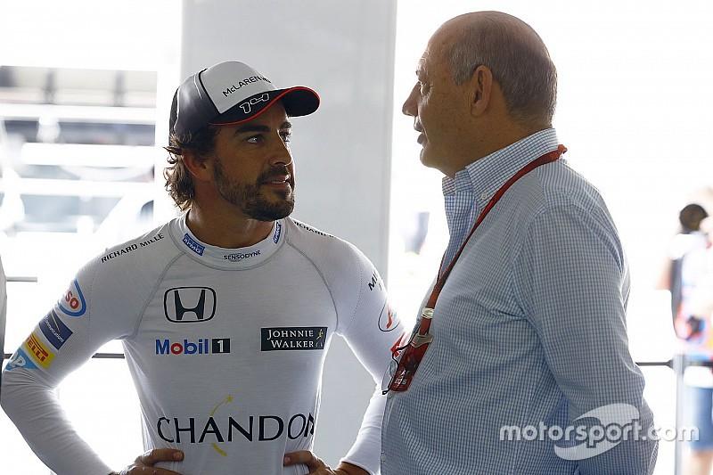 【F1】アロンソ「ロン・デニスがいたらインディ参戦は不可能だった」