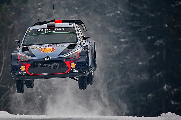 WRC Noticias de última hora La FIA descarta finalmente limitar la velocidad de los tramos del WRC