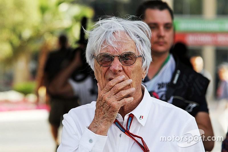 """Bernie Ecclestone: """"Habe für die Show der F1 zu viel Geld verlangt"""""""