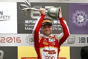 Le Mans Ultime notizie Felix Rosenqvist debutterà a Le Mans con DragonSpeed