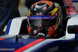 Kikko Galbiati nel Super Trofeo Europa con Antonelli Motorsport