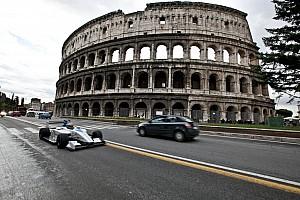 Formula E Son dakika Roma, Formula E takvimine katılmaya hazırlanıyor