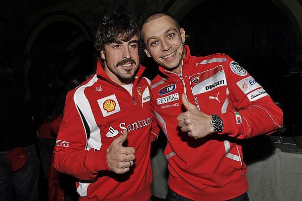 IndyCar News MotoGP-Idol Rossi