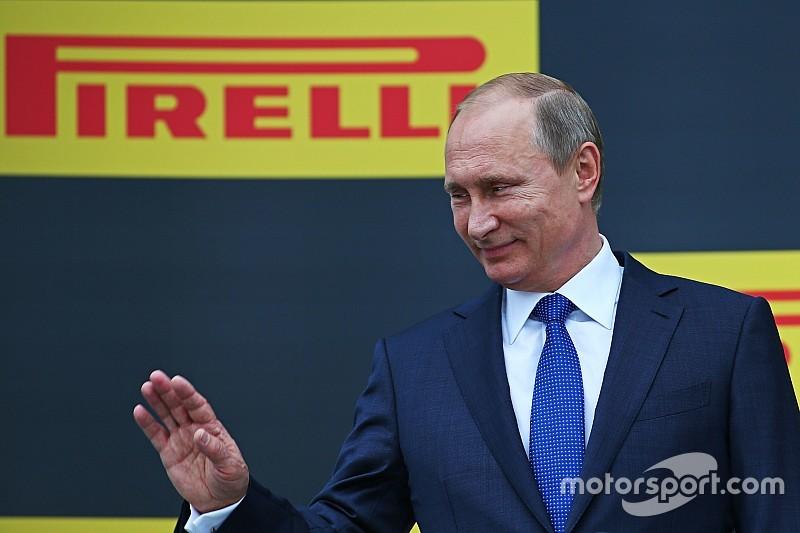 Putyin megérkezett: mindenki érezte!
