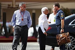 Формула 1 Новость Кэри обвинил Экклстоуна в сдерживании прогресса Ф1