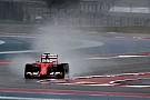 فيراري ستخوض اختبارات إطارات بيريللي للأمطار بسيارة 2015