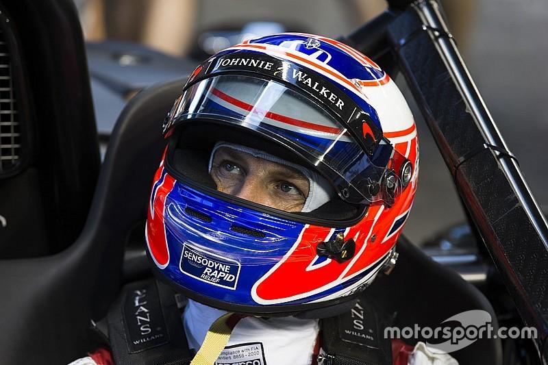 Button: Je ne peux pas exclure un retour en F1 en 2018