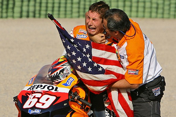 MotoGP Самое интересное «Кентукки-кид». Последний американец, в которого влюбился мир MotoGP