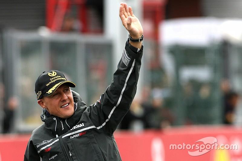 Лоу: Жаль, я никогда не работал с Шумахером