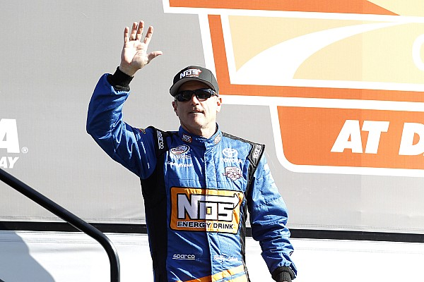 NASCAR-Euroserie in Brands Hatch: Bobby Labonte geht an den Start