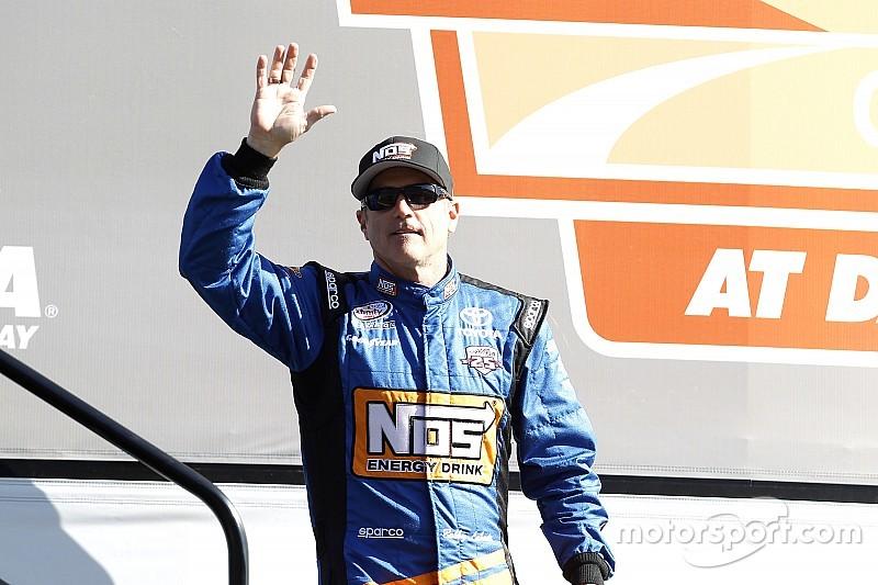 NASCAR-Euroserie in Brands Hatch: Bobby Labonte geht an den Start