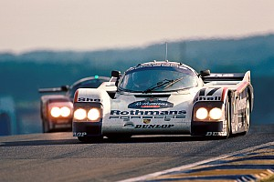Le Mans Toplijst In beeld: De negentien Le Mans-winnende Porsches