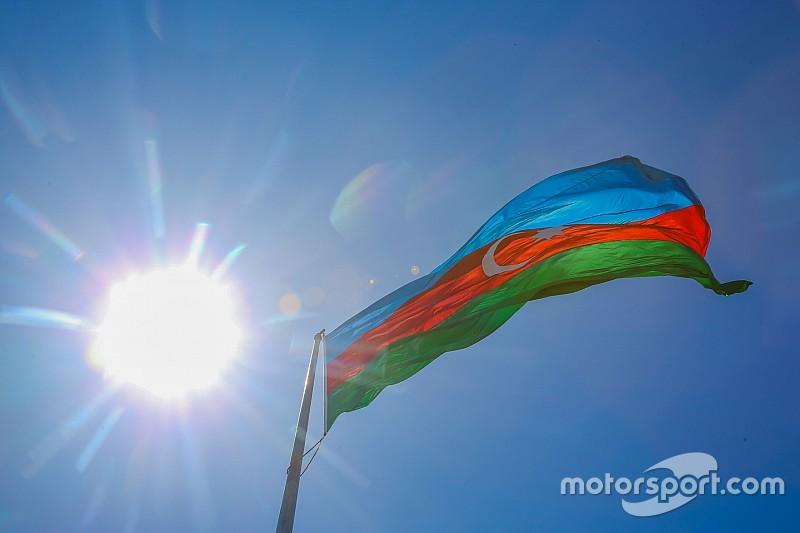 F1 Azerbaycan GP saat kaçta hangi kanalda?
