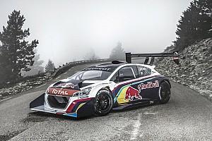 Hillclimb Новость Peugeot подарит Лебу гоночную машину для Пайкс Пика