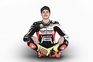 Moto2 Breaking news Cedera pergelangan kaki, Baldassarri digantikan Fuligni