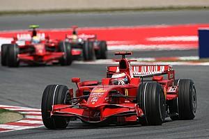 Forma-1 BRÉKING Amikor amatőrként egy V8-as F1-es Ferrarit vezethetsz: lenyűgöző!