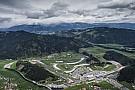Horarios del GP de Austria de F1