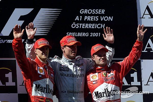 GALERÍA: los ganadores de GP de Austria en Spielberg desde 1997