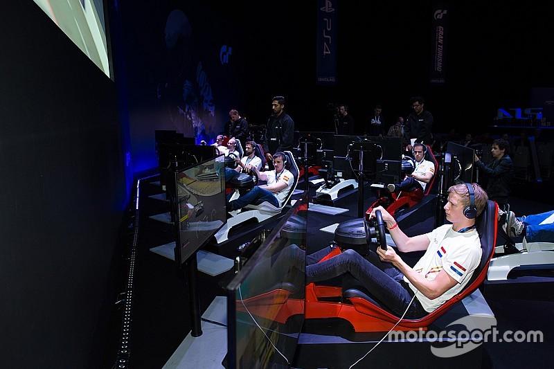 F1, yeni kuralları test etmek için sanal oyuncuları kullanacak