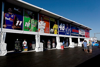 NASCAR Cup NASCAR and Fanatics still searching for proper fit with fans