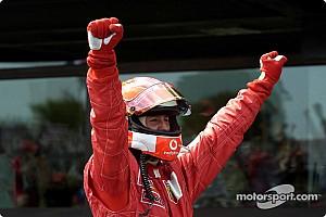 Формула 1 Новость Брандл «ужаснулся», вспомнив доминирование Шумахера в 2002 году