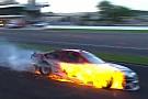 NASCAR Cup VÍDEO: Fogo e fortes batidas marcam prova da NASCAR em Indy