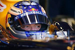 Doornbos met Formule 1-tweezitter in actie tijdens Gamma Racing Day