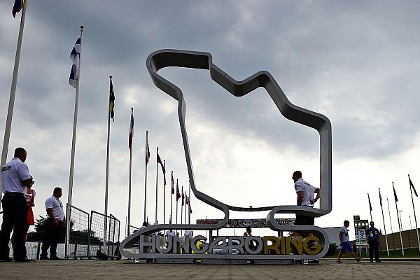 F1 Vista previa Los horarios del GP de Hungría