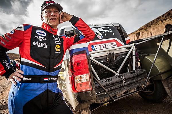 Dakar Nieuws Ten Brinke wel aan de start in Dakar Rally 2018