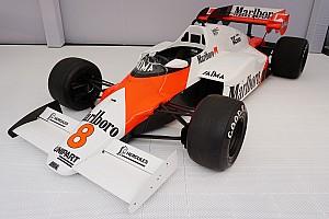 F1 Noticias de última hora Ron Dennis podría quedarse con 13 autos históricos de McLaren